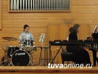 Юная музыкант Лайжит Донгак завоевала второе место на Межрегиональном конкурсе в Новосибирске