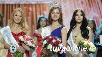 Норгьянма Монгуш (Тува) победила в народном голосовании на конкурсе «Мисс Россия»