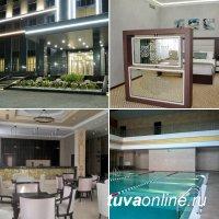 В Туве появилась первая пятизвездочная гостиница!