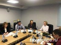 Тува представлена на ХХ юбилейной туристической выставке «Енисей» (Красноярск)