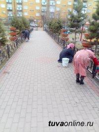 Каждый из нас может подать пример в благоустройстве подъездов, дворов – Шолбан Кара-оол