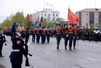 9 мая в Кызыле будет дан Салют в честь Дня Победы