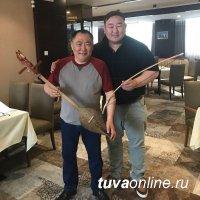 В Туве с участием легендарного монгольского борца Дагвадоржа пройдет международный фестиваль национальной борьбы