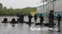В Туве проведено антитеррористическое учение