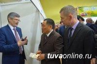 """Товарооборот """"ТываЭкспо"""" составил 23,5 млн. рублей. В том числе реализовано более 1200 саженцев деревьев"""