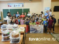 Сотрудники следственного управления Тувы к Дню защиты детей посетили подшефных