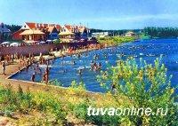 В Красноярский край в санаторий «Тесь» выехала первая в этом году «летняя» группа детей из Тувы