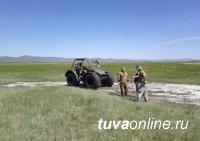 Специалисты Экспедиционного центра Минобороны РФ прошли первые рекогносцировочные маршруты к кургану Туннуг в Туве