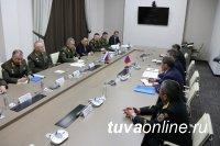 В Кызыле Сергей Шойгу провел переговоры с министром обороны Монголии