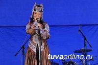 Сайлык Оммун выступила на этнофестивале «Душа тундры» в Салехарде