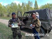 В Туве особый противопожарный режим продлен до 27 июня