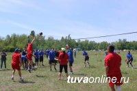 В Туве состоялся IX Слет ветеранов органов внутренних дел и внутренних войск