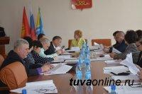 Депутаты Кызыла рассмотрят исполнение бюджета города за 2017 год