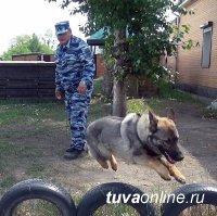 21 июня – День кинологических подразделений МВД России