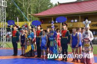 Глава Тувы Шолбан Кара-оол награжден медалью Минобороны РФ «За укрепление боевого содружества»