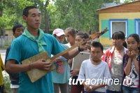 Призы и дипломы за знания о вреде курения табака получили дети, отдыхающие в лагере «Юность»