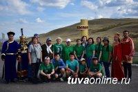 Якутские школьники знакомятся с Тувой