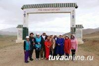 Потомки 60 тувинских богатырей, восставших против китайского ига, побывали на месте казни своих прадедов в Монголии