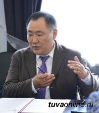 Глава Тувы поставил задачу продолжать курс на модернизацию и техническое перевооружение в сельском хозяйстве