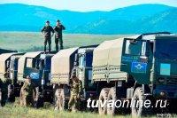 Жители  Тувы смогут увидеть  захватывающие гонки участников  Международного этапа «Военного ралли – 2018»