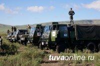 Участники Международного Военного ралли: «Мы влюбились в степи Тувы»