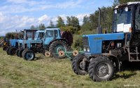 Глава Тувы подбодрил селян и настроил на активную заготовку кормов