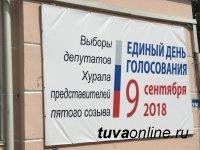 На выборы депутатов Хурала представителей Кызыла 5-го созыва четыре политические партии выдвинули 145 кандидатов