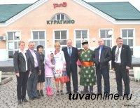В Кызыл на День Республики приедет делегация Курагинского района Красноярского края