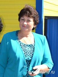 Тува: Ирина из семьи Скобеевых