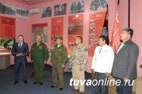 Тувинское республиканское отделение «БОЕВОГО БРАТСТВА» пополнилось новыми членами