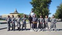 В Улуг-Хемском кожууне идет активная подготовка к предстоящему 95-летию кожууна и 130-летию г. Шагаан-Арыг.