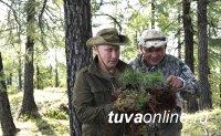 В топ новостей попало видео о 2-дневном отдыхе Владимира Путина в Туве