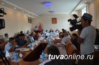 Кызыл: Депутаты городского Хурала провели завершающую 4-й созыв сессию