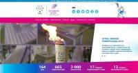 Открыт официальный сайт Эстафеты огня Зимней универсиады-2019. В Кызыл огонь прибудет 18 декабря 2018 года