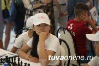 6-классница Шуру Ондар стала кандидатом в мастера спорта по шахматам