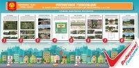 Микрорайоны Кызыла активно агитируют горожан поддержать 9 сентября в ходе рейтингового голосования «свои» скверы и парки