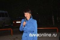 В Кызыле ко Дню города проходят праздники дворов