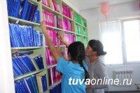На Левобережных дачах Кызыла открыто новое здание для трех педиатрических участков