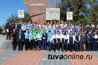 В Кызыле прошел парад Юных инспекторов движения