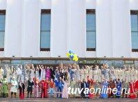 Тувинский театр отправился с гастролями в Калмыкию