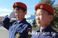 В Кызыле состоялся республиканский Парад отрядов Юных инспекторов движения