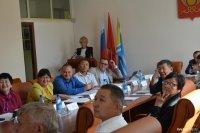 Глава Кызыла Дина Оюн отчиталась об итогах 5-летней работы