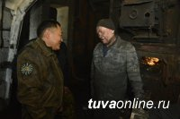 Глава Тувы лично проверяет готовность сельских котельных к отопительному сезону