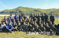 Глава Тувы принял участие в слёте допризывной молодежи