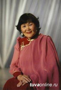 Сегодня в Кызыле простятся с заслуженным деятелем искусств Тувы Тамарой Чамзоевной Даваа