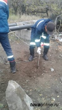 70 частных домов в мкрн Спутник города Кызыла воровали электроэнергию