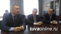 Российский союз промышленников поможет в лоббировании интересов Тувы