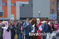 На Кызылском Арбате 10 октября медики Тувы проведут Акцию, посвященную Дню психического здоровья