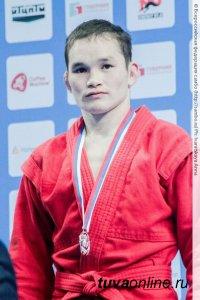 Аржаан Чылбак – победитель международного турнира по самбо