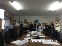 Исполком Союза студентов Тувы возглавила Алдынай Сарыглар (ТувГУ)